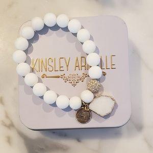 Kinsley Ashen Bracelet